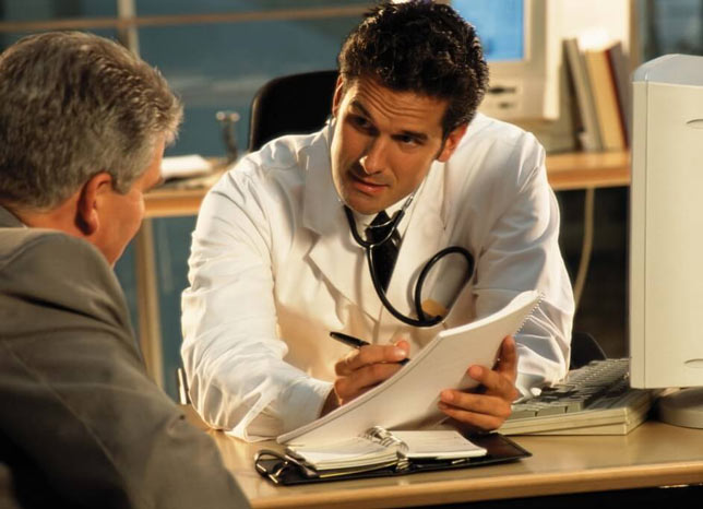 consultation with ed doctor about erectile dysfunction treatment available