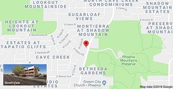 medical clinic location on the map | original health institute