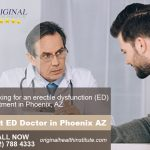 If you are looking for erectile dysfunction treatments in Phoenix, Scottsdale, Mesa, Glendale, Sun City West, or any of the surrounding areas, look no further than Original Health Institute. We provide revolutionary ED treatments that improve blood flow in existing blood vessels and stimulate the production of new blood vessels – all without drugs or invasive surgery!