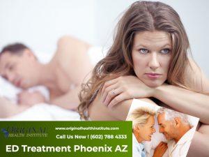 ED treatment Phoenix AZ