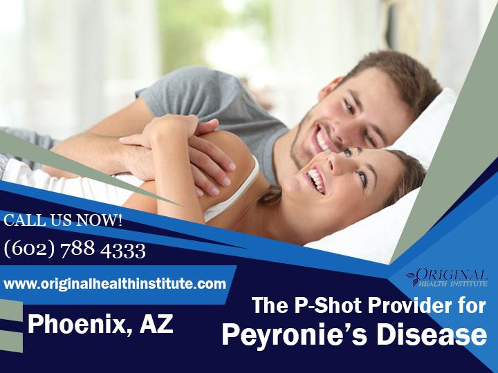 Peyronie's Disease Treatment Phoenix AZ